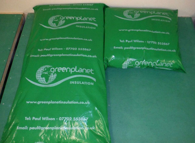 Encapsulated Insulation System Green Planet Insulation