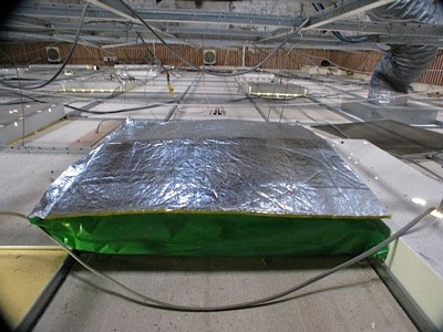Suspended Ceiling Insulation System Green Planet Insulation